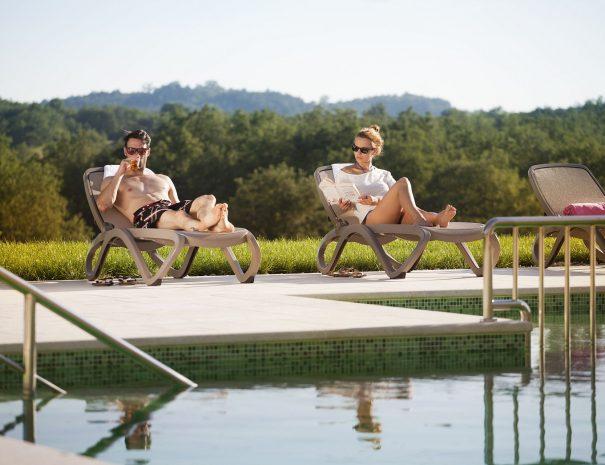 Villa Poropati-Pool-models